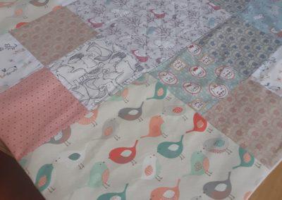 Atelier individuelle débutant : tapis d'éveil