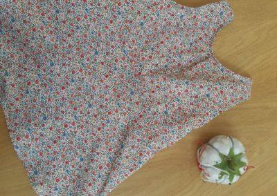 atelier individuel : robe trapèze